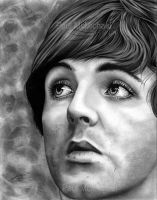 Paul McCartney by LumpyGravy