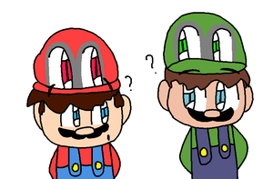 If Luigi is in Super Mario odyssey? by genny03