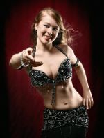 Belly Dancers: Anni III by Rajala