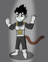 Dragon Ball OC~ Pean by Pandalove93