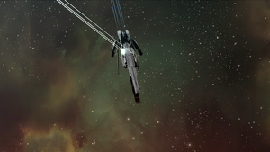 Eve Online - Purist Confessor by Vollhov