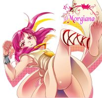 Magi_Morgiana by moonu17