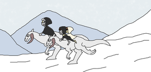 Bare Squadron on Hoth by Sci-fiman2xxx