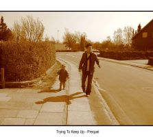 Trying To Keep Up - Prequel by polster