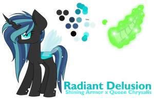 NG Radiant Delusion - Reference Sheet by Cheschire-Kaat