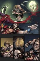 Masters of the Universe - Fall Of Grayskull p.09 by Killersha