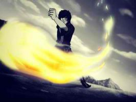 Zuko, fire bending by zukosexy16