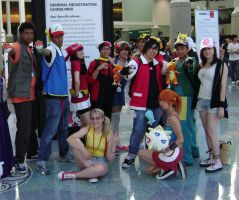 AX10-The Mob pt 2 by moonymonster