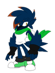 :Special Custom: - Victor the Raven by AR-ameth
