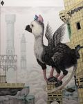 Trico, The Last Guardian by ThereseDrawings
