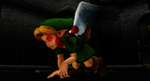 Young Link - Monster (Unleash the Beast) 1/? by DeathBoneDragon666