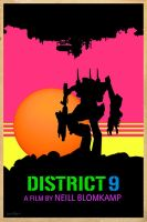 District 9 by Hartter