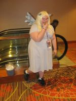 Animefest '12 - Derpy by TexConChaser