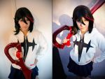 Ryuko Matoi - Test by tenleid