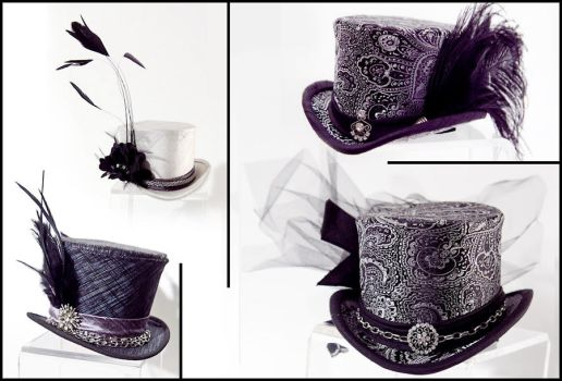 More Hat Samples 1 by Elemental-Sight