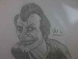 Why so serious? by Naexuz
