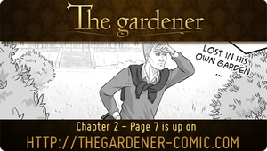 The gardener - Chapter 2 page 7 by Marc-G