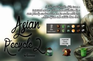 Asian Recycle 2 by lucamennoia