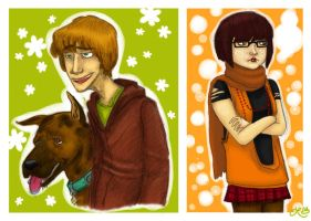 Zoinks and Jinkies by LOBrien
