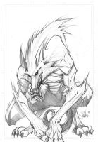 WOLF by Sandoval-Art
