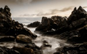 This Rocky Coast 6 by welshdragon