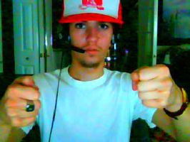 Me As A Gamer Trucker by TheProdigy100