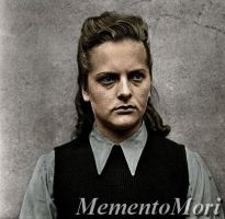 Irma Grese by M3ment0M0ri