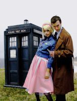 Doctor Who 03 by Pink-Royale