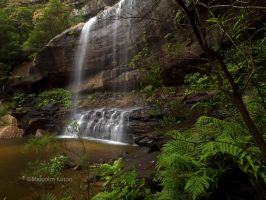The Base - Wentworth Falls by FireflyPhotosAust