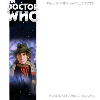 Tom Baker Big Finish Banner Recreation by E-SPACE-Productions