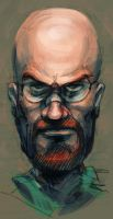 Walter White by TR-B