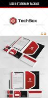 TechBox Corporate Identity by thearslan