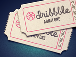 04-admit-one-dribbble-invite-ticket by SOSFactory