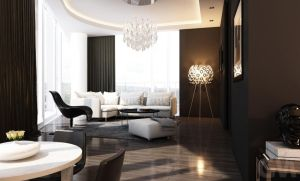 Luxury apartment by georgas1