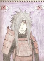 madara is watching you by Redsand-Puppet