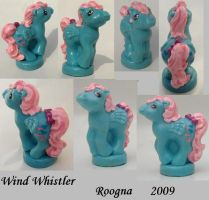 Wind Whistler petite by Roogna