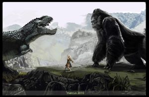 king kong by turkill