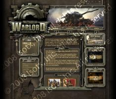IRON GRIP: WARLORD by pixelbudah