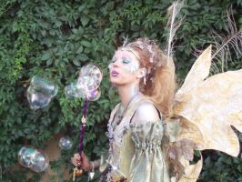 Bubble Faerie by ginabina007