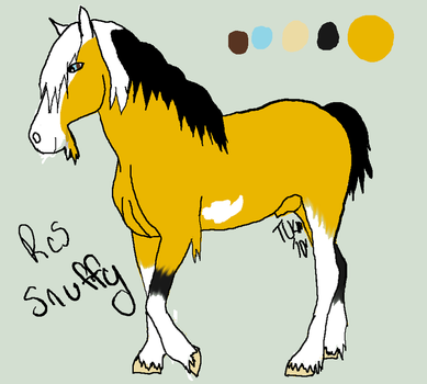 RCS Snuffy by RoyalCrownMarch