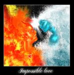 Impossible love by BibianaX