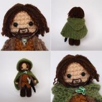Aragorn by LunasCrafts