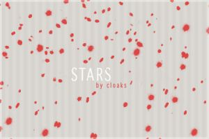Stars by cloaks