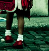 Red Shoes. by TinaApple