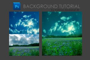 Background Tutorial by pweetylucious