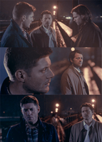 Destiel 9x10 [5/5] by mistofstars
