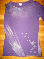 Monster Allergy Shirt - Front by midori-no-ink