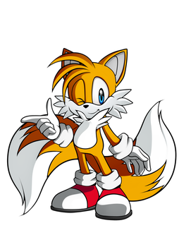 Tails by AilaTF