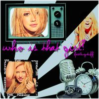 who is that girl by whoisthatgirl