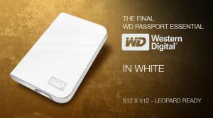 WD Passport Essential Icon by AxlDeLarge